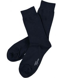 Sock solid, cotton
